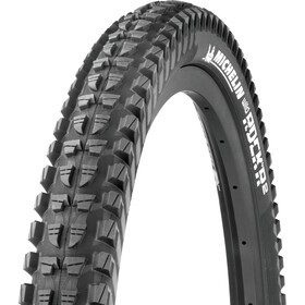 "Michelin Wild Rock'R2 Advanced Sykkeldekk 26 x 2.35"" foldbart, reinforced Gumx Svart"